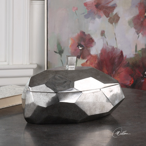 Thumbnail of Uttermost Company - Minta Silver Box