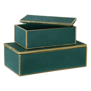 Thumbnail of Uttermost Company - Karis Boxes, Set/2