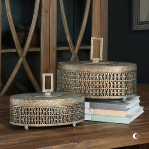 Thumbnail of Uttermost Company - Agnese Boxes, Set/2
