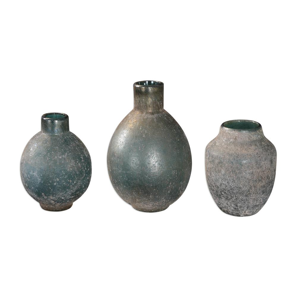 Uttermost Company - Mercede Vases, Set/3
