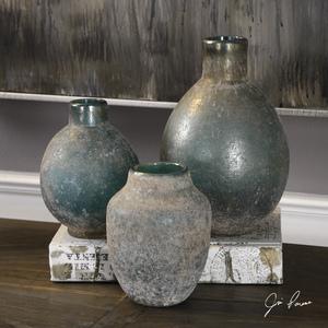 Thumbnail of Uttermost Company - Mercede Vases, Set/3
