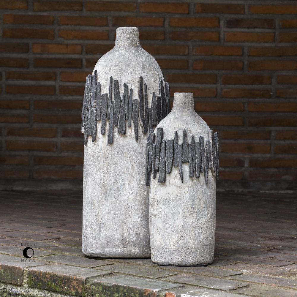 Uttermost Company - Rutva Vases, Set/2