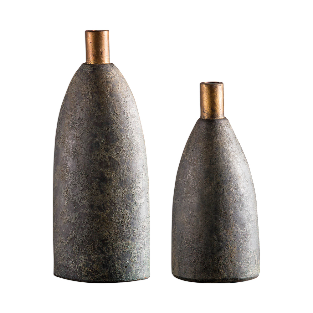 Uttermost Company - Kasen Vases, Set/2