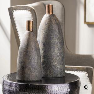 Thumbnail of Uttermost Company - Kasen Vases, Set/2