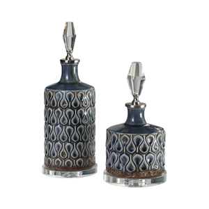 Thumbnail of Uttermost Company - Varuna Bottles, Set/2