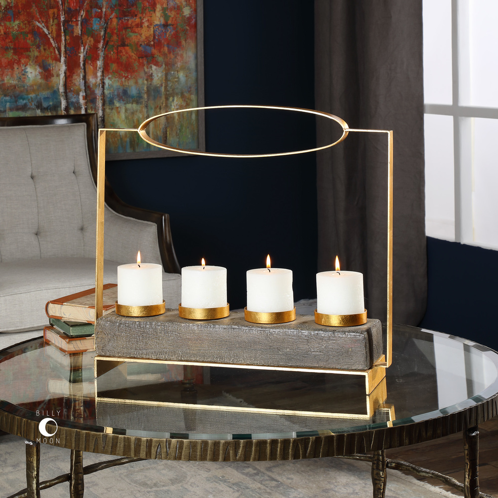 Uttermost Company - Amrit Candle Holder