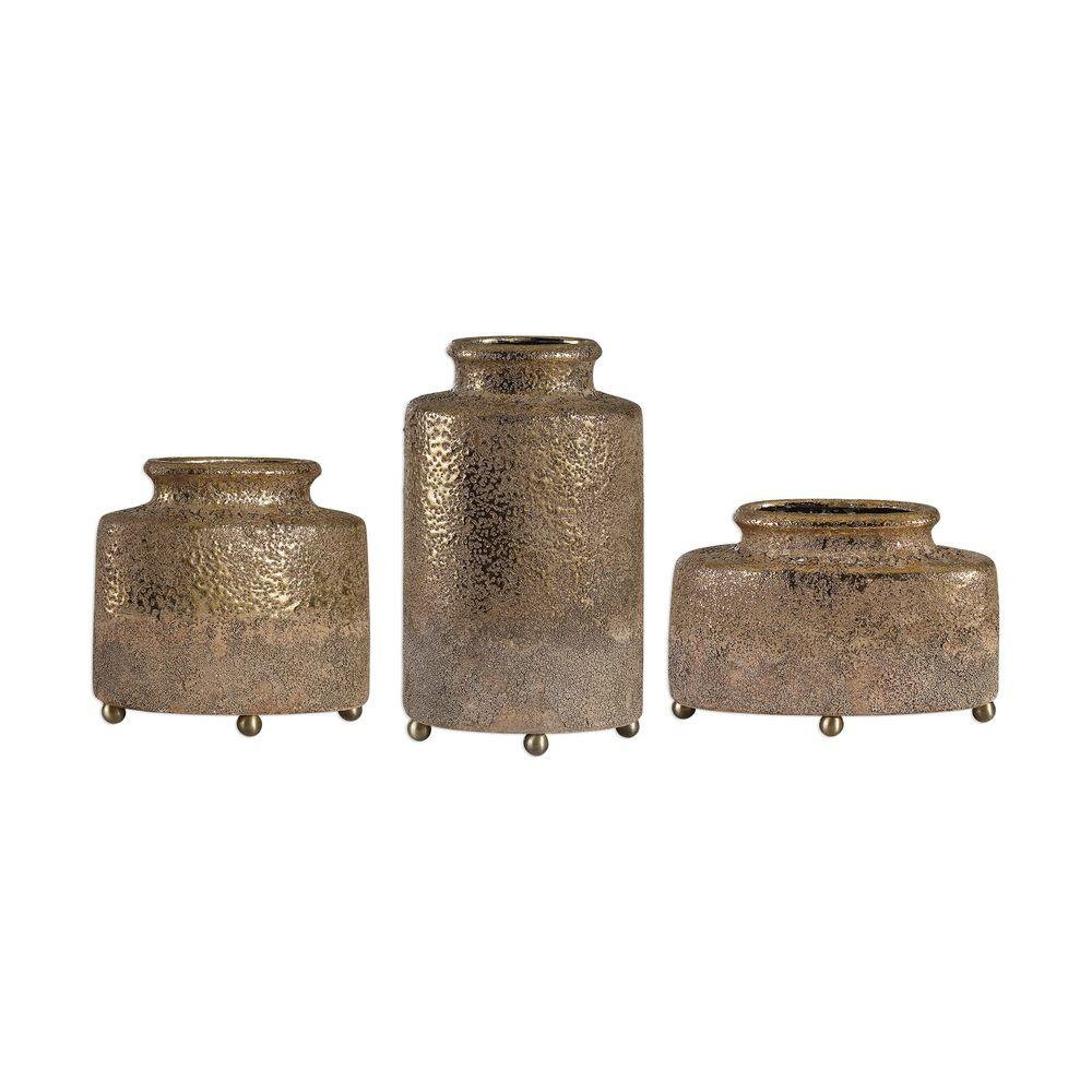 Uttermost Company - Kallie Vases, Set/3