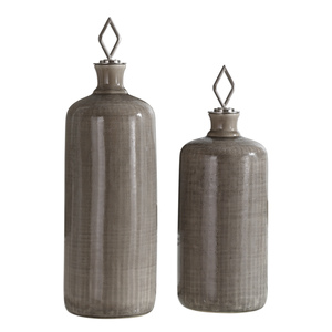 Thumbnail of Uttermost Company - Dhara Bottles, Set/2