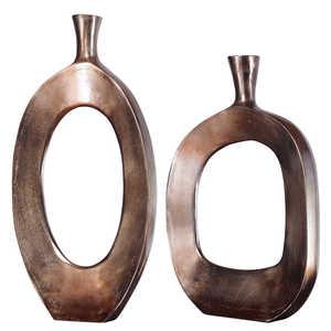 Thumbnail of Uttermost Company - Kyler Vases, Set/2