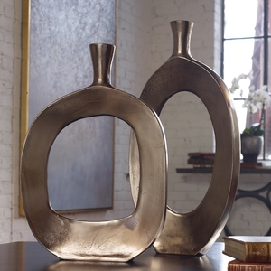 Thumbnail of Uttermost Company - Kyler Vases, Set/2