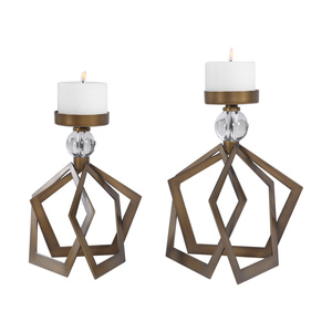 Thumbnail of Uttermost Company - Lianna Candle Holders, Set/2