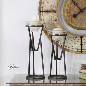 Thumbnail of Uttermost Company - Lane Candle Holders, Set/2