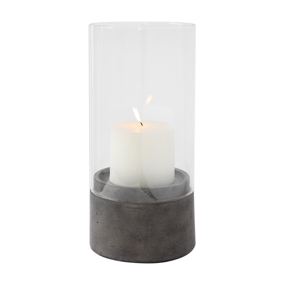 Uttermost Company - Luka Hurricane Candle Holder