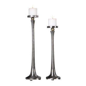 Thumbnail of Uttermost Company - Aliso Candle Holders, Set/2