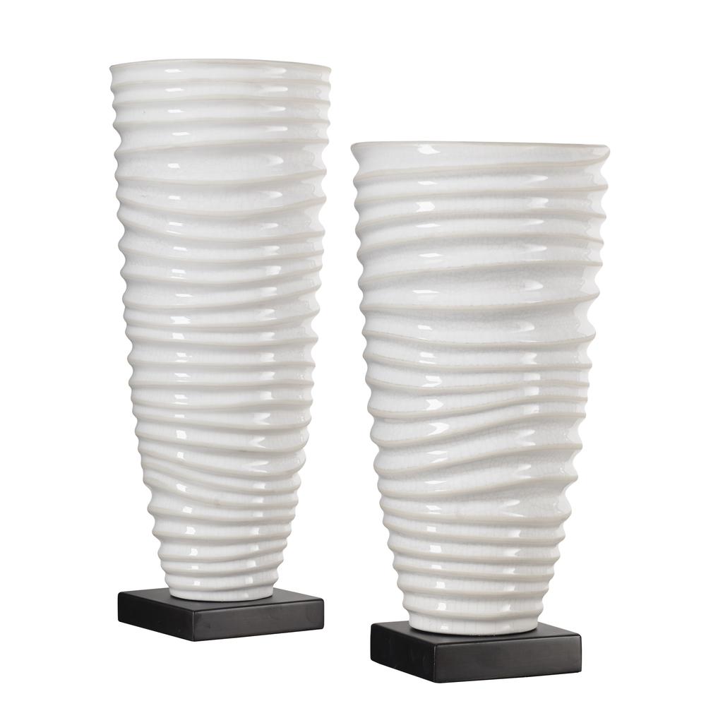 Uttermost Company - Kiera Vases, Set/2