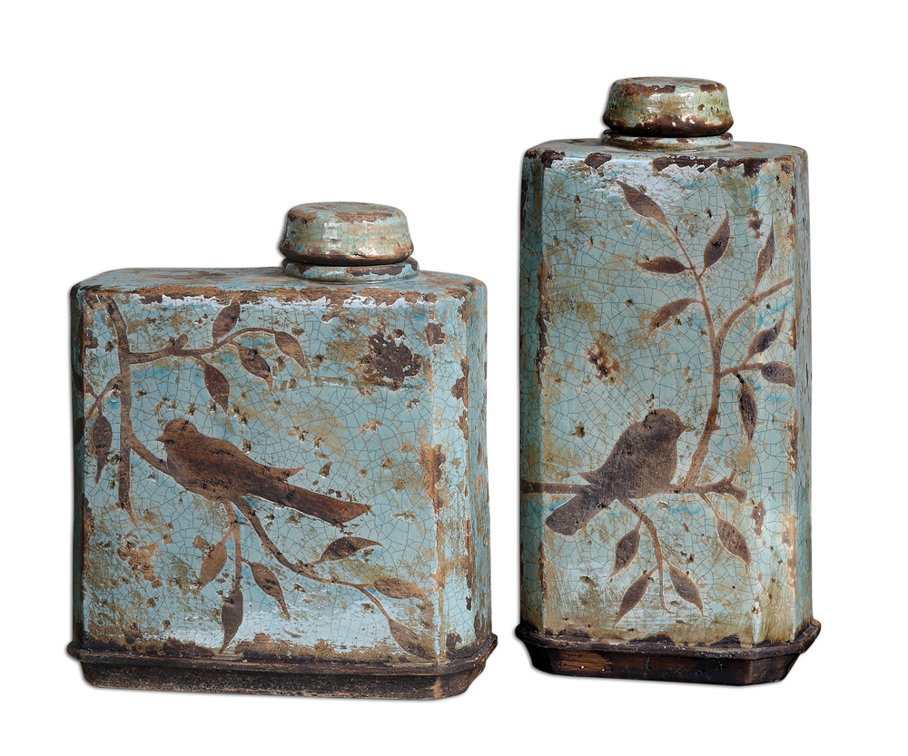 Uttermost Company - Freya Containers, Set/2