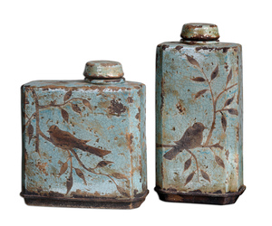 Thumbnail of Uttermost Company - Freya Containers, Set/2