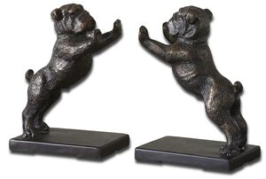 Thumbnail of Uttermost Company - Bulldogs Bookends, Set/2