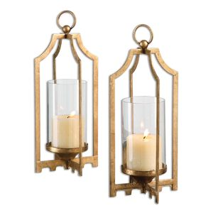 Thumbnail of Uttermost Company - Lucy Candle Holders, Set/2