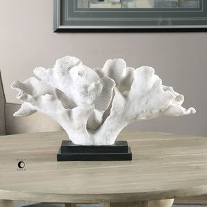 Thumbnail of Uttermost Company - Blade Coral Statue