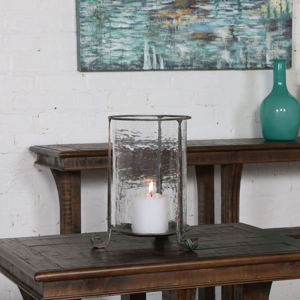 Uttermost Company - Nicia Candle Holder