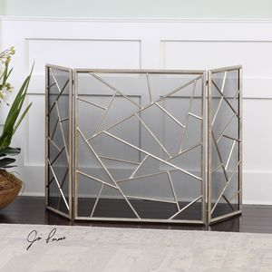 Thumbnail of Uttermost Company - Armino Fireplace Screen