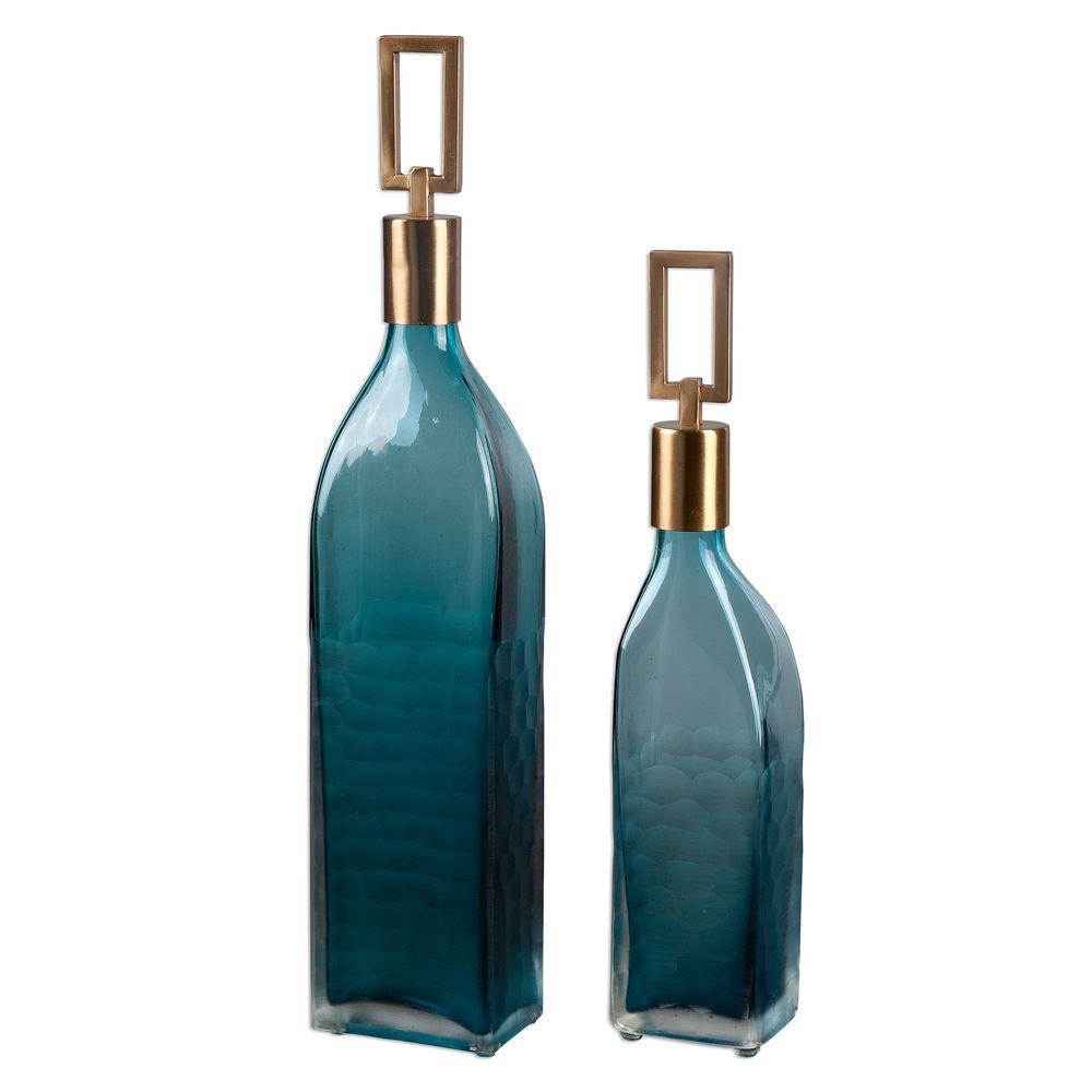 Uttermost Company - Annabella Bottles, Set/2
