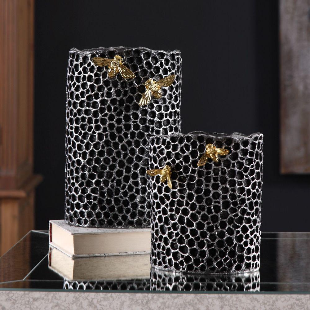 Uttermost Company - Hive Vases, Set/2
