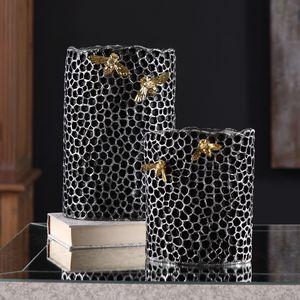 Thumbnail of Uttermost Company - Hive Vases, Set/2
