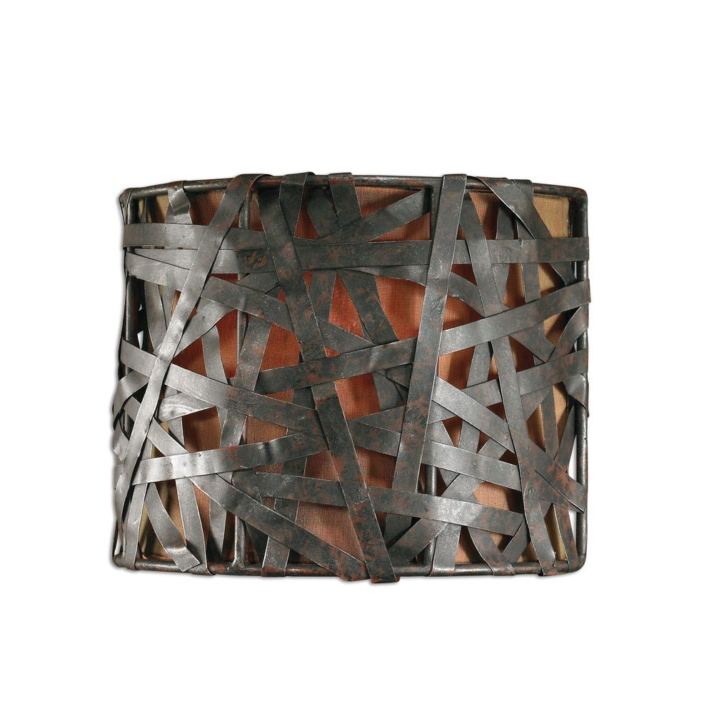 Uttermost Company - Alita One Light Wall Sconce