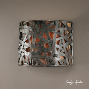 Thumbnail of Uttermost Company - Alita One Light Wall Sconce