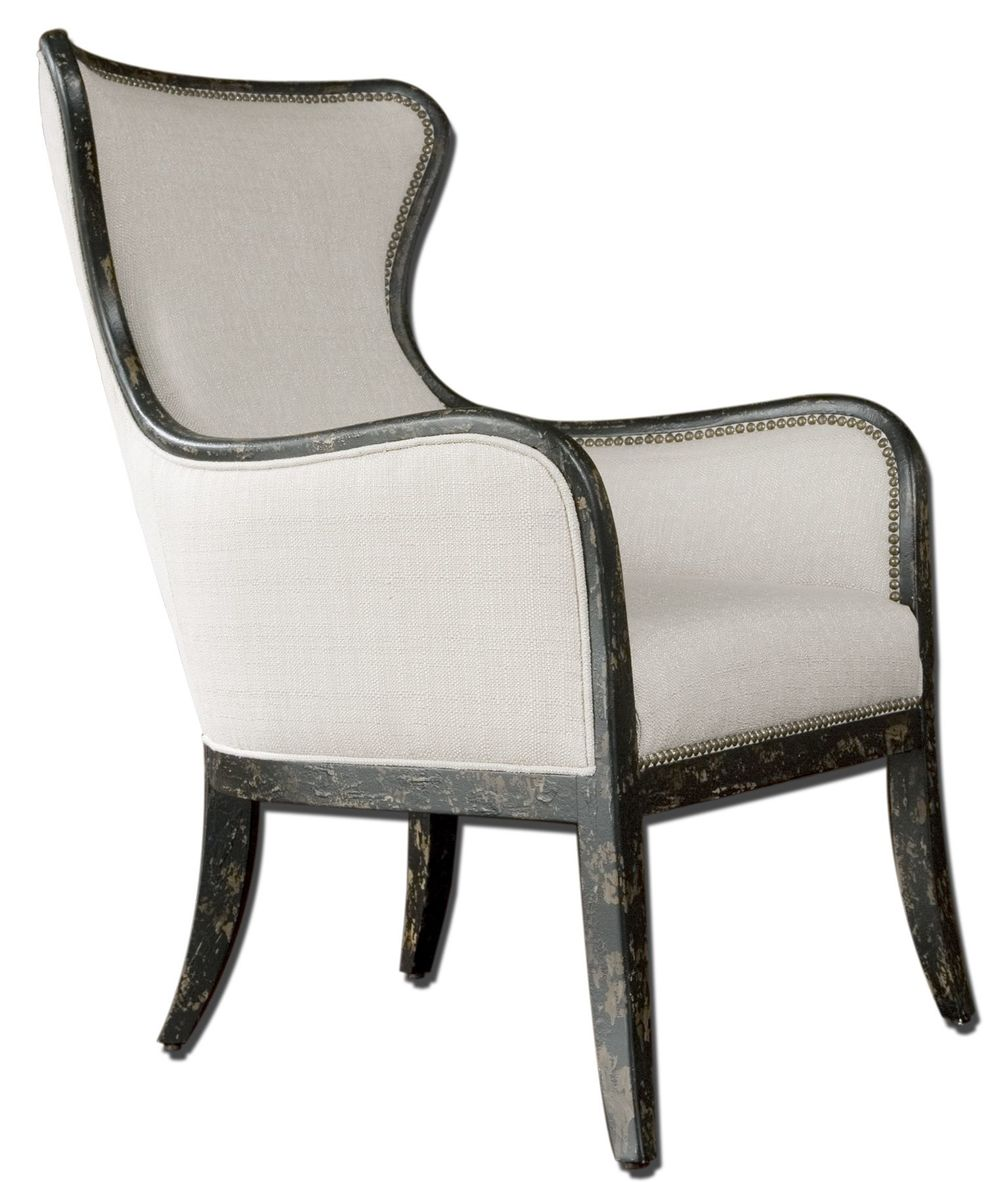 Uttermost Company - Sandy Wing Chair