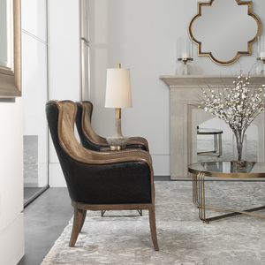 Thumbnail of Uttermost Company - Snowden Wing Chair