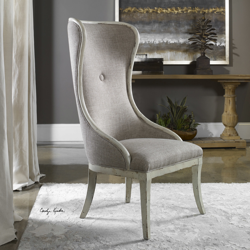 Uttermost Company - Selam Wing Chair