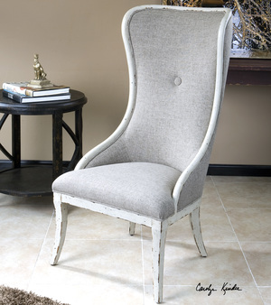 Thumbnail of Uttermost Company - Selam Wing Chair