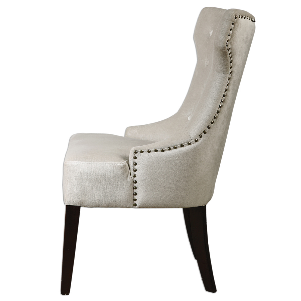 Uttermost Company - Arlette Wing Chair
