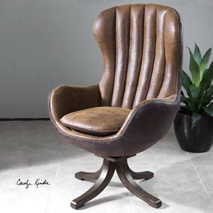 Thumbnail of Uttermost Company - Garrett Swivel Chair