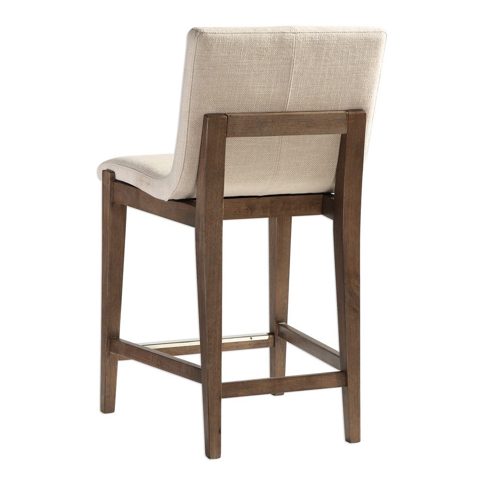 Uttermost Company - Klemens Counter Stool