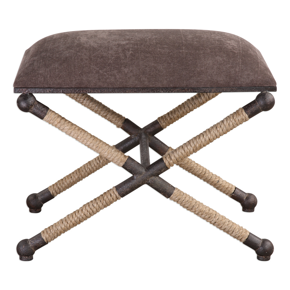Uttermost Company - Evert Small Bench