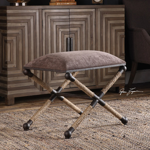 Thumbnail of Uttermost Company - Evert Small Bench