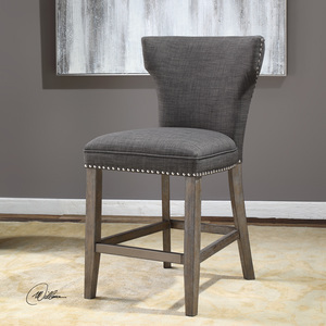 Thumbnail of Uttermost Company - Arnaud Counter Stool