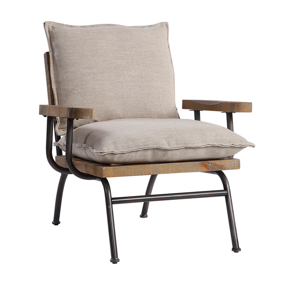 Uttermost Company - Declan Accent Chair