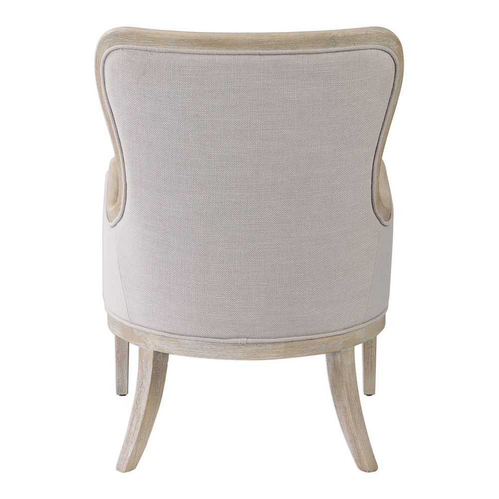 Uttermost Company - Shantel Wing Chair