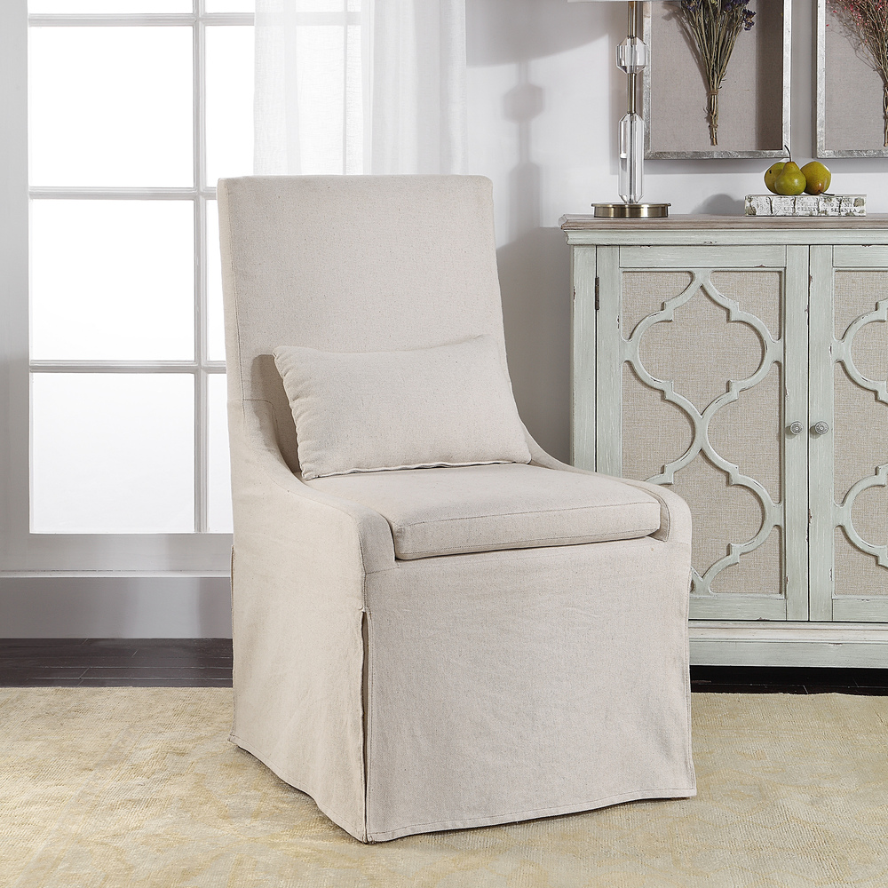 Uttermost Company - Coley Armless Chair