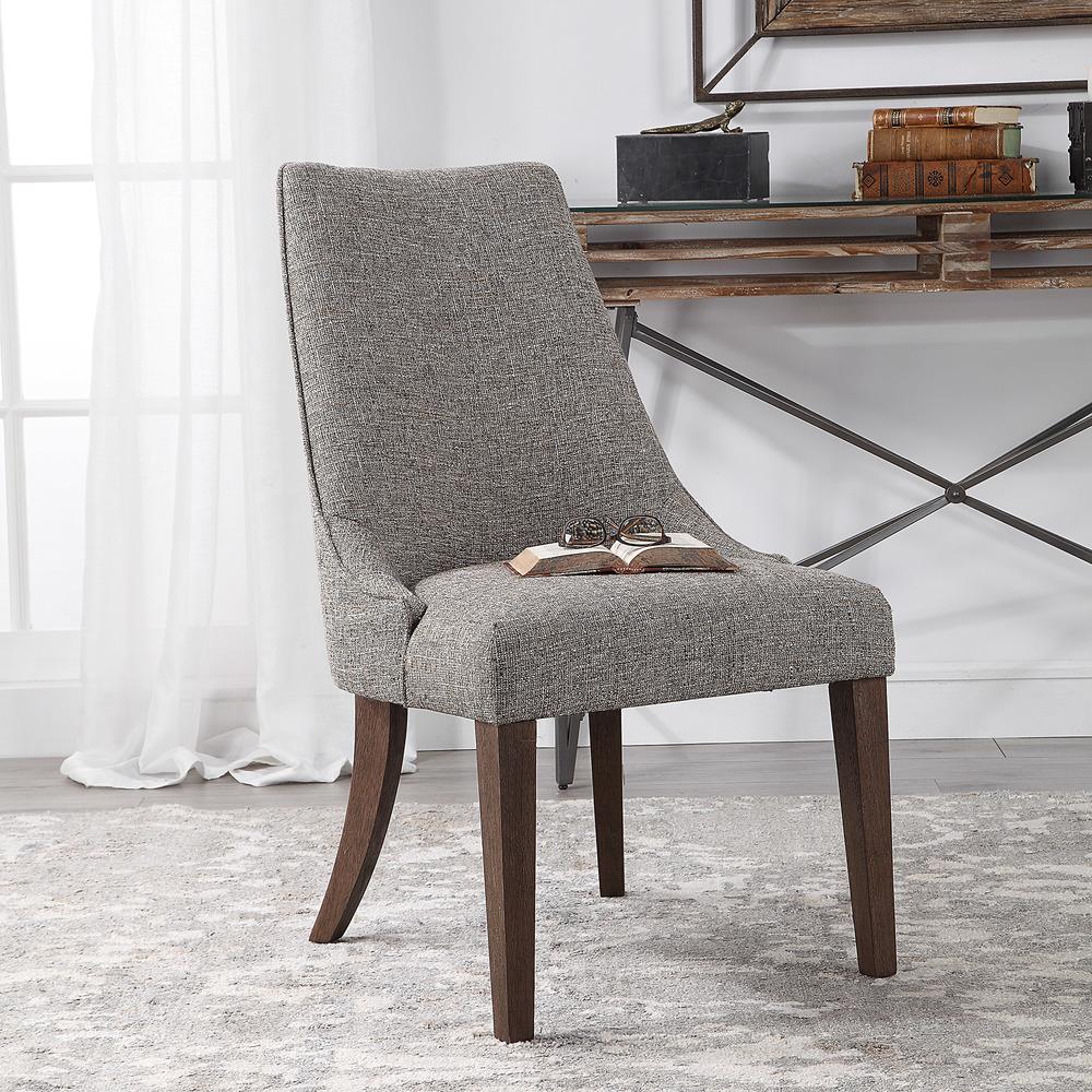 Uttermost Company - Daxton Armless Chair