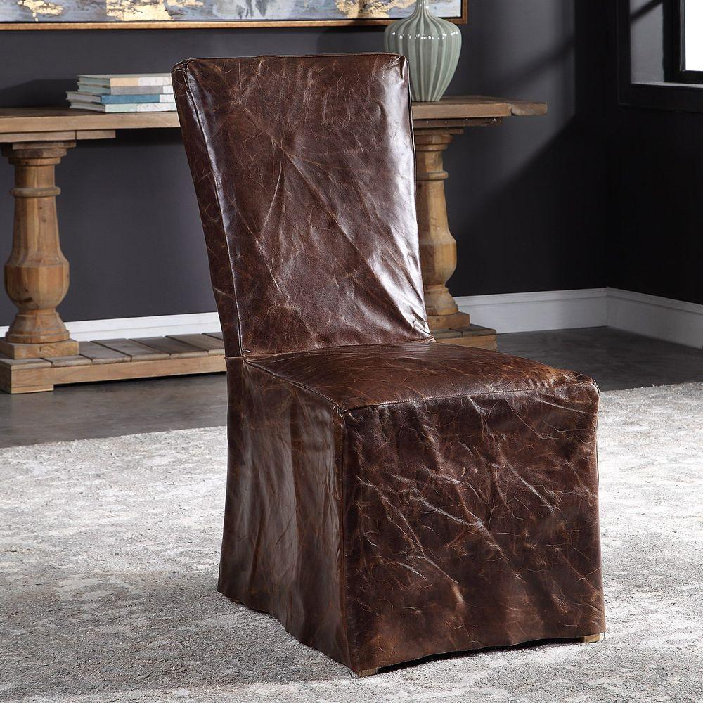 Uttermost Company - Oaklyn Armless Chair