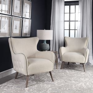 Thumbnail of Uttermost Company - Donya Accent Chair