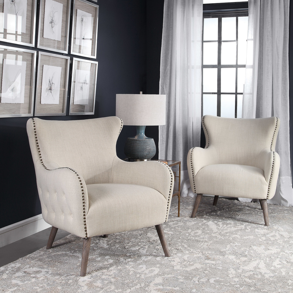 Uttermost Company - Donya Accent Chair