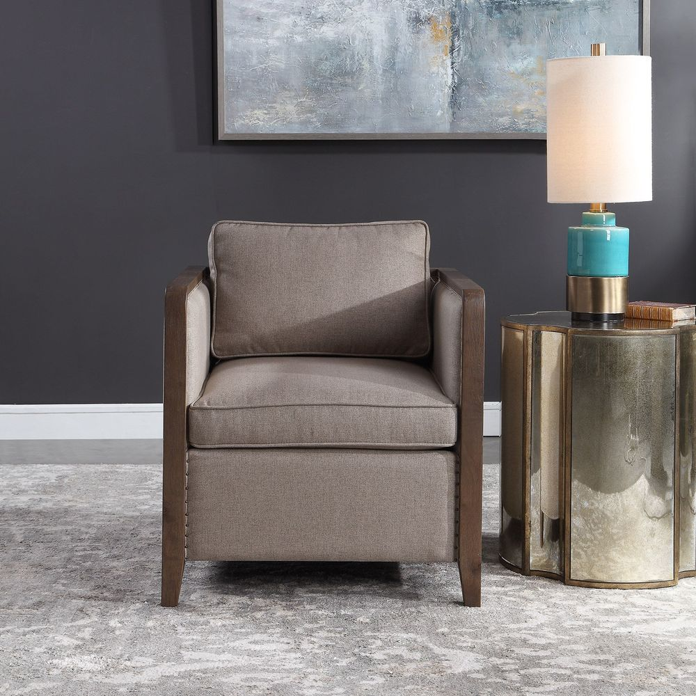 Uttermost Company - Ennis Accent Chair
