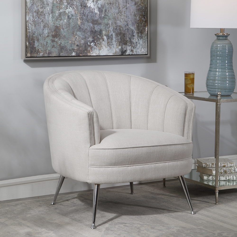 Uttermost Company - Janie Accent Chair